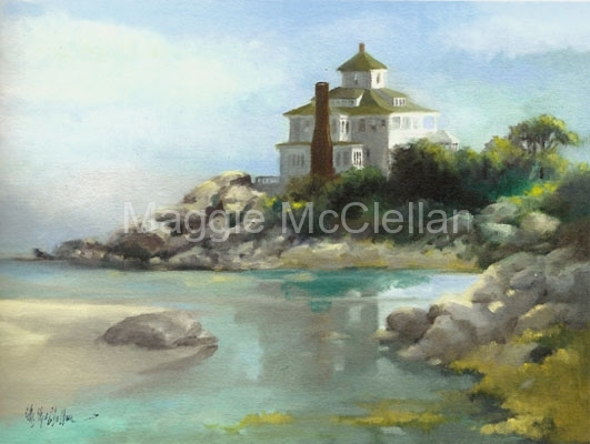 Gloucester Shore House - Private Collection