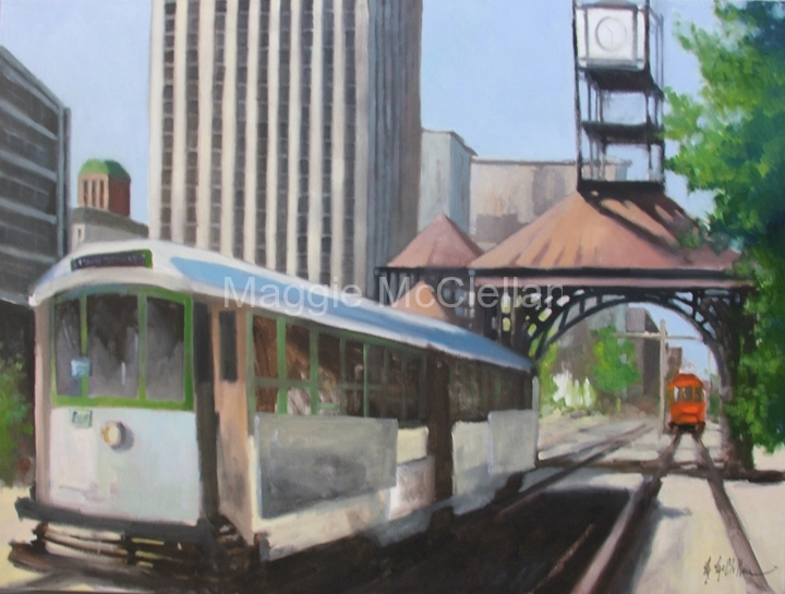 Memphis Trolley - St Jude's Children's Hospital Collection