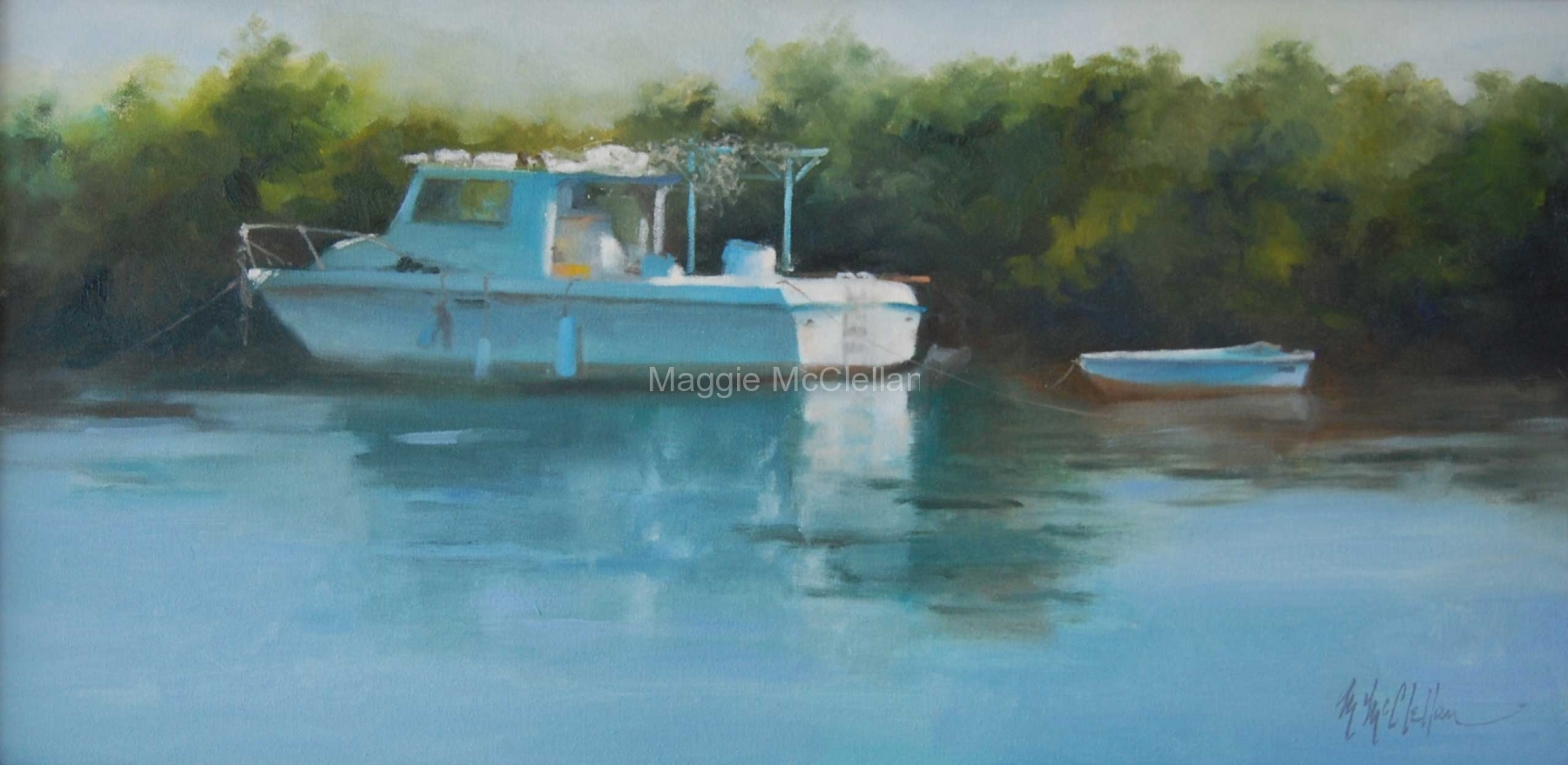 Safe Harbor 1  - Private Collection