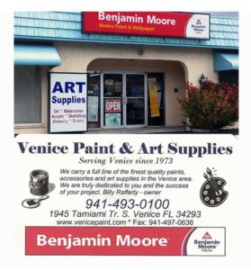 Art Supplies Available – Venice, FL